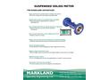 Suspended Solids Density Meter Online Brochure