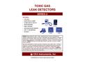 CEA - Model Series U - Single & Multipoint Gas Detectors - Datasheet