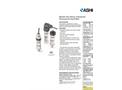 Ashcroft - A2 - Heavy Industrial Pressure Transmitter Brochure