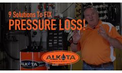 9 Reasons your Pressure Washer Might be Losing Pressure - Video