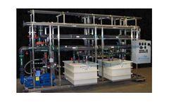 Model 50 GPM - Tubular Microfiltration System