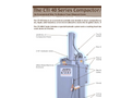 CTI In-Drum Compactors CTI8040- Brochure