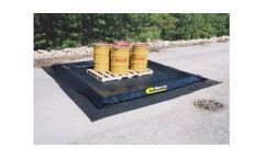 Berm - Spill Containment Barrier