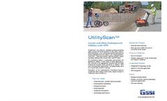 UtilityScan- Brochure