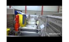 Smicon RSU Washing system wheelie bins - Video