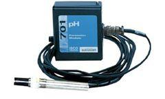 Teledyne Isco - Model 701 - pH/Temperature Module