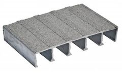SlipNOT - Aluminum Punched Plank Grating