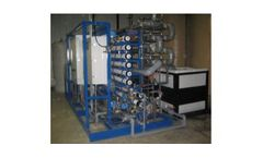 RODI - Model IMS - Integrated Membrane Wastewater Treatment System