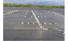 EDI - Submerged Lateral Lagoon Aeration System