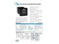 C-Series 16C - Universal Temperature/Process Controller Datasheet