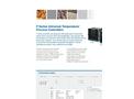 P Series Universal Temperature/Process Controllers Datasheet