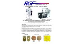 RGF - Model Bio-Ox-Lift-X - Fixed Film Grease and Odor Treatment System - Brochure