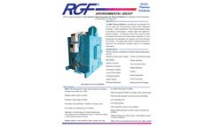 RGF - Model TO - Thermo-Oxidizer Dry Chamber Flash Evaporation System - Brochure