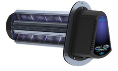 RGF - Model Halo-LED - Whole Home In-Duct Air Purifier