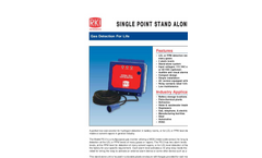 PS-2 Model - Single Point Stand Alone Monitor Datasheet