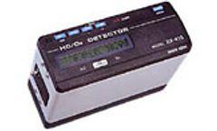 Model RX-415 - Portable Combination Hc/O2 Gas Detector