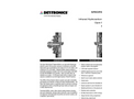 Open Path (OPECL) IR Gas Detector - Specification Brochure