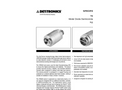 NTMOS H2S Gas Detector - Specification Brochure