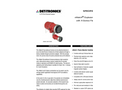 X3301 Protect·ir Multispectrum IR Flame Detector - xWatch Brochure
