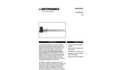 Duct-Mount (PIRDUCT) IR Gas Detector - Specification Brochure