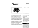 Combustible Transmitter (505) - Specification Brochure