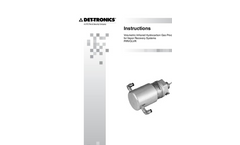 Volumetric Infrared Hydrocarbon Gas Process Monitor For Vapor Recovery Systems PIRVOLVR Instructions Manual
