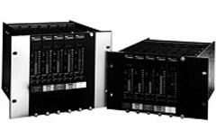 Model R8471 Series - Single-Channel Rack-Mounted Gas Controllers