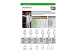 Micromax - Model NS - Disposable Protective Clothing  Brochure