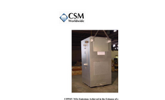 Selective Catalytic Reduction Systems (SCR) Brochure
