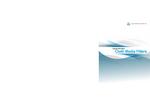 AquaDisk - Cloth Media Filter Brochure