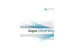 Aqua - Ultra Filtration Membrane System Brochure