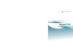 AquaDDM Direct Drive Mixer - Brochure
