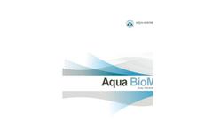 Aqua BioMax Dual Treatment System- Brochure