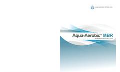 Aqua-Aerobic - Model MBR - Membrane Bioreactor System- Brochure