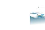 Aqua - Model SBR - Sequencing Batch Reactor Brochure