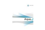 Aqua-Jet - Model II - Contained Flow Aerator Brochure