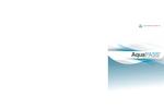 AquaPASS - Phased Activated Sludge System Brochure