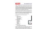 Telatemp - Model ML-H-D-RF - Wireless Temp/Humidity Datalogger Transmiter Brochure