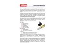 Telatemp - Model PH60 - Waterproof pH Pen with Temperature Brochure