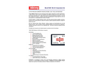 Micropoint - Model 1 ML-9A - Temperature Datalogger  Brochure