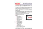 Telatemp - Model ML-HA - Micro Humidity Logging Thermometer Brochure