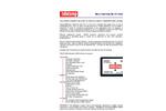 Telatemp - Model ML-VT3 - Micro Valutemp Temperature Datalogger Brochure