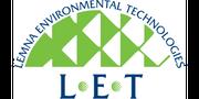 Lemna Environmental Technologies (LET)