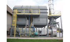 Epcon - Model RTO - Regenerative Thermal Oxidizers