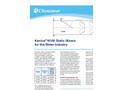 Kenics WVM Static Mixers Brochure