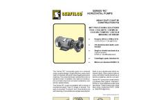 P-109 Series `RC` Horizontal Pumps Brochure