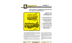 P-621 Series `F` Magnetic-Coupled Pumps Brochure