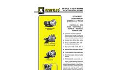 P-631 Series `I` Self-Priming Centrifugal Pumps Brochure