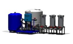 Model Series CB - CartridgeBag Filtration Systems
