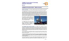 TORBED Process Reactor Technology - Application